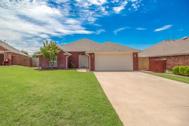 416 Treyton Place, Noble, OK 73068 (MLS #866336) :: Erhardt Group at Keller Williams Mulinix OKC
