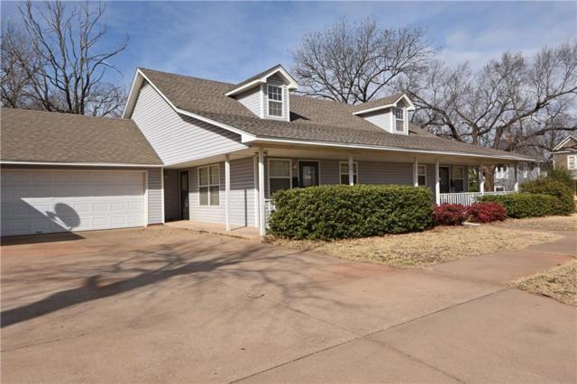 221 N Elm Street, Guthrie, OK 73044 (MLS #866444) :: Denver Kitch Real Estate
