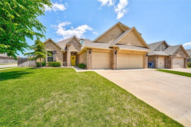 18220 Haslemere Lane, Edmond, OK 73012 (MLS #866456) :: Homestead & Co