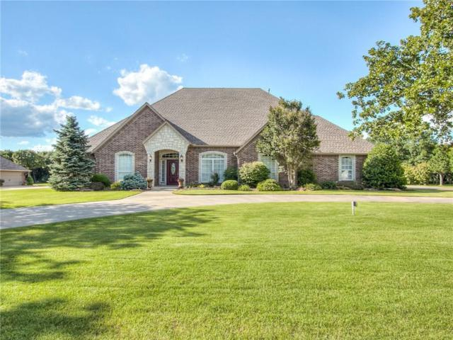 12135 Jaycie Circle, Midwest City, OK 73130 (MLS #866637) :: Homestead & Co
