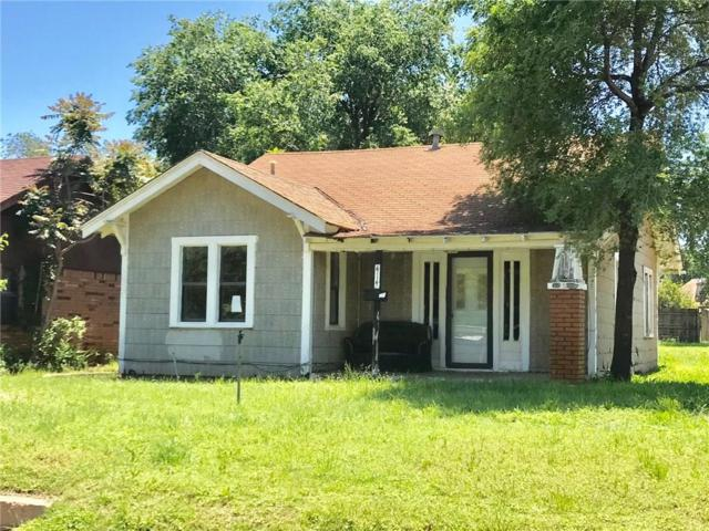 414 W B Avenue, Elk City, OK 73644 (MLS #866698) :: Homestead & Co