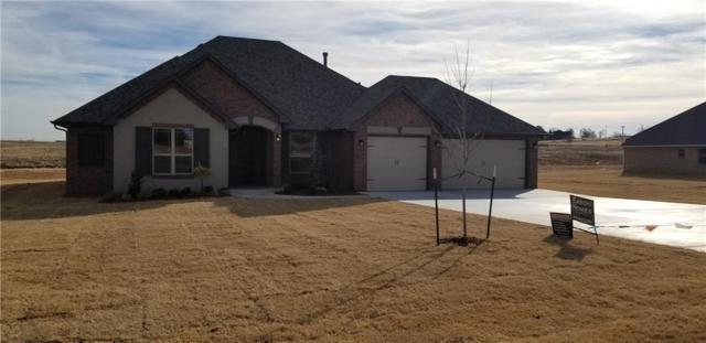 985 County Street 2982 Street, Blanchard, OK 73010 (MLS #866832) :: KING Real Estate Group