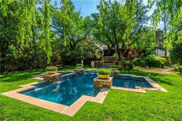 6514 Hillcrest Avenue, Nichols Hills, OK 73116 (MLS #866850) :: Denver Kitch Real Estate