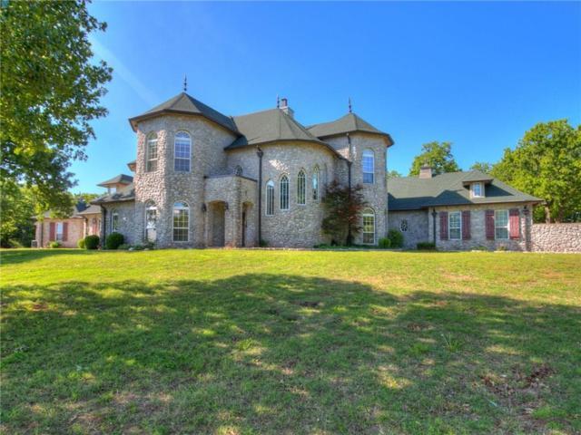 6150 Blue Hills Court, Norman, OK 73026 (MLS #866889) :: Homestead & Co