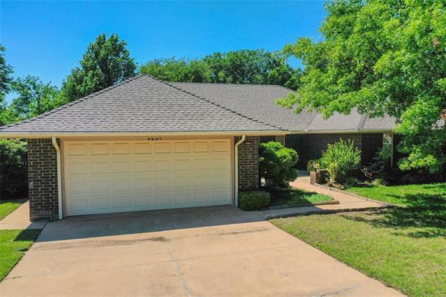9605 S Trafalgar Drive, Oklahoma City, OK 73139 (MLS #866909) :: KING Real Estate Group