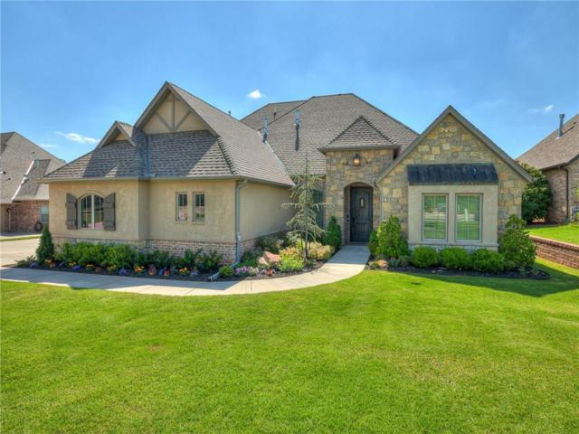 3201 Lavender Lane, Edmond, OK 73012 (MLS #867116) :: Homestead & Co