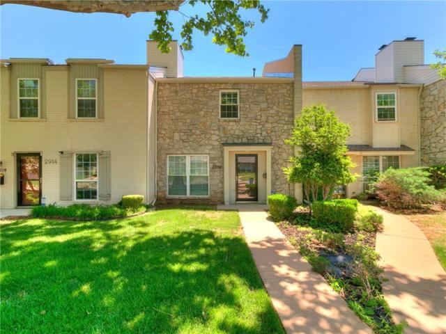 2916 Rosewood Lane #2916, Oklahoma City, OK 73120 (MLS #867133) :: Homestead & Co