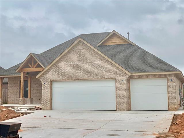 4520 Kentucky Ridge Drive, Mustang, OK 73064 (MLS #867154) :: KING Real Estate Group