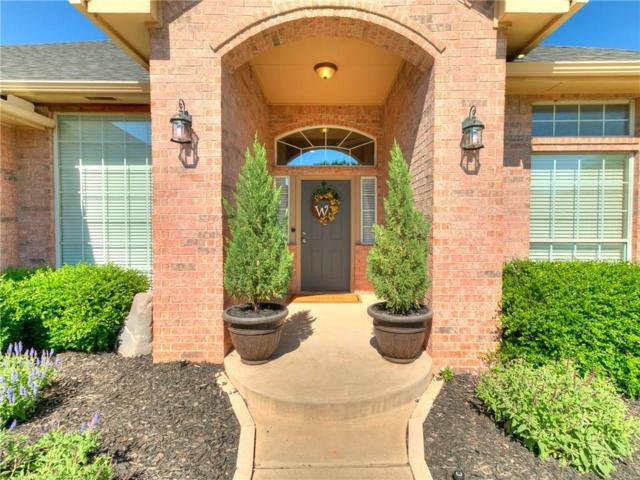 12311 Maple Ridge Road, Oklahoma City, OK 73120 (MLS #867219) :: Homestead & Co