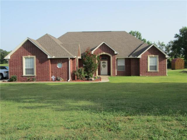 11371 NW County Road 1518, Ada, OK 74820 (MLS #867243) :: Homestead & Co