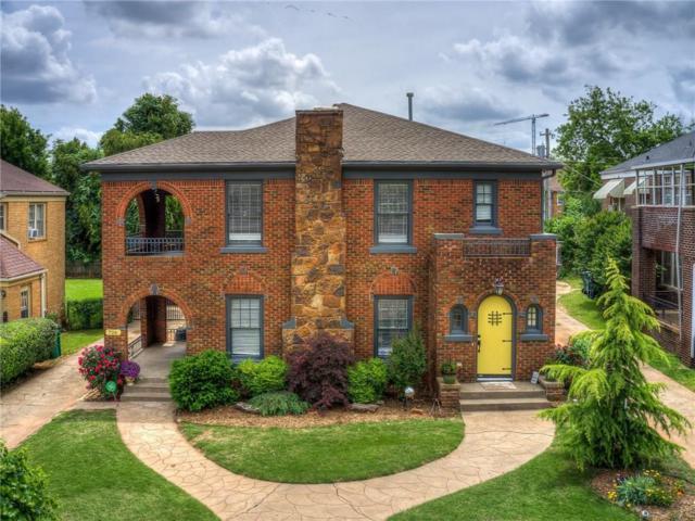 726 NE 17th Street, Oklahoma City, OK 73105 (MLS #867248) :: Homestead & Co