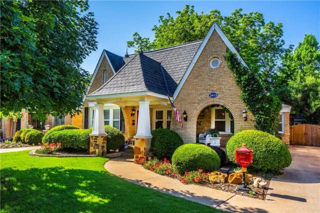 3413 NW 21st Street, Oklahoma City, OK 73107 (MLS #867286) :: Denver Kitch Real Estate