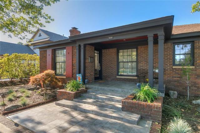 1111 Bedford Drive, Nichols Hills, OK 73116 (MLS #867290) :: Denver Kitch Real Estate