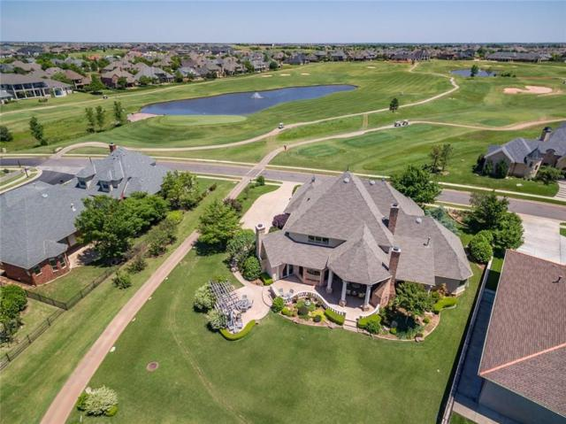 16909 Rainwater Trail, Edmond, OK 73012 (MLS #867334) :: Homestead & Co
