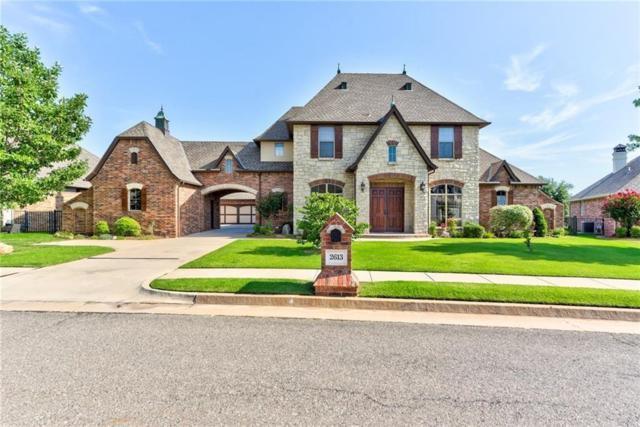 2613 SW 137th Street, Oklahoma City, OK 73170 (MLS #867344) :: Homestead & Co