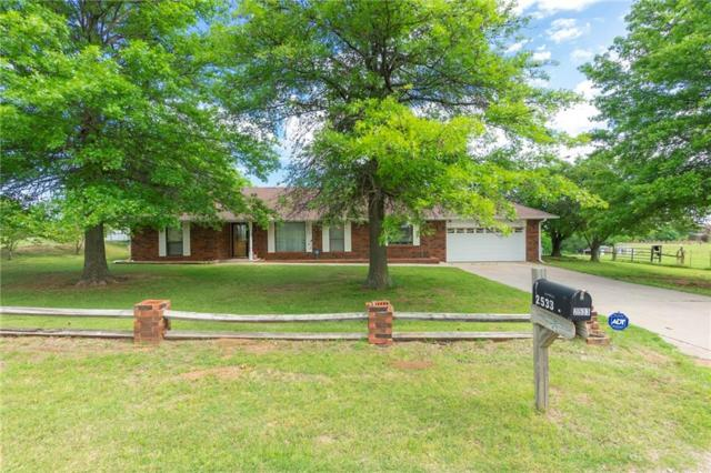 2533 NW 35th Place, Newcastle, OK 73065 (MLS #867409) :: Denver Kitch Real Estate