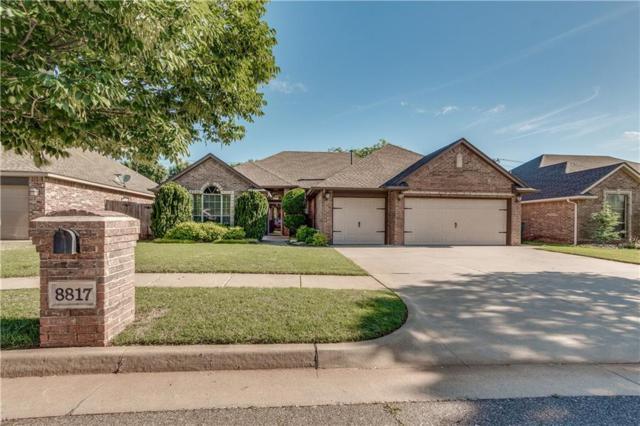 8817 NW 114th Street, Oklahoma City, OK 73162 (MLS #867438) :: Homestead & Co