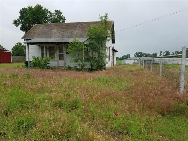 830 W Brule Street, Purcell, OK 73080 (MLS #867442) :: Erhardt Group at Keller Williams Mulinix OKC