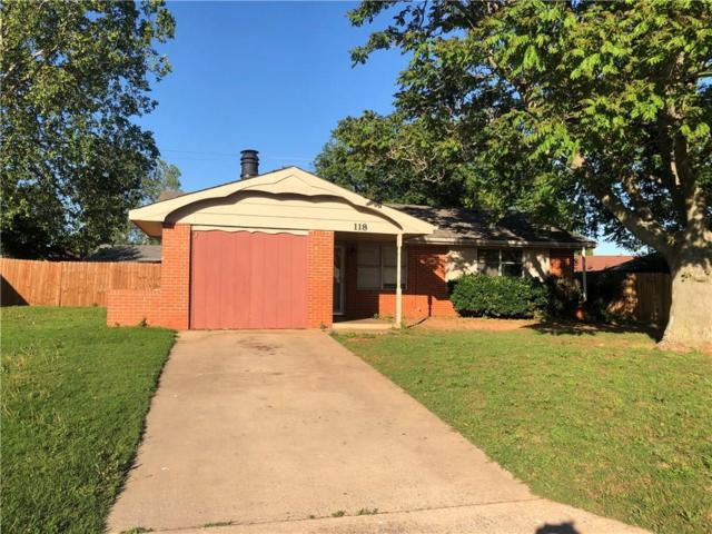 118 N Ramsey Dr, Elk City, OK 73644 (MLS #867449) :: Homestead & Co