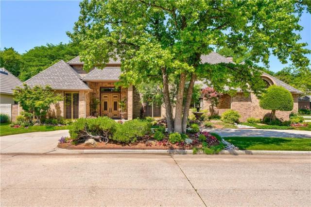 12505 Bocage Drive, Oklahoma City, OK 73142 (MLS #867462) :: Homestead & Co