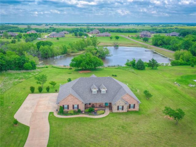 15450 Pheasant Run, Guthrie, OK 73044 (MLS #867499) :: KING Real Estate Group