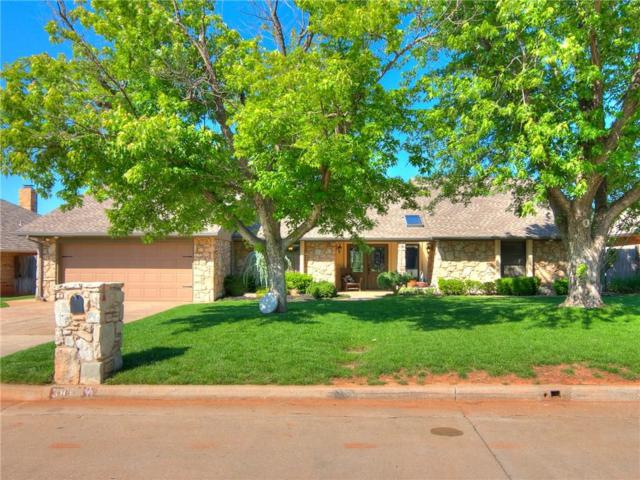 3817 Spyglass Road, Oklahoma City, OK 73120 (MLS #867512) :: KING Real Estate Group