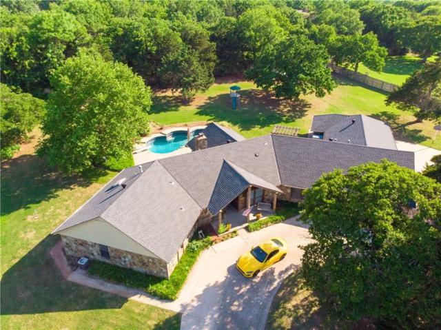 2500 Twelve Oaks, Edmond, OK 73025 (MLS #867517) :: KING Real Estate Group