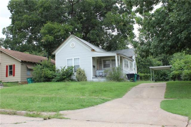 107 SW 27th Street, Oklahoma City, OK 73109 (MLS #867557) :: Denver Kitch Real Estate