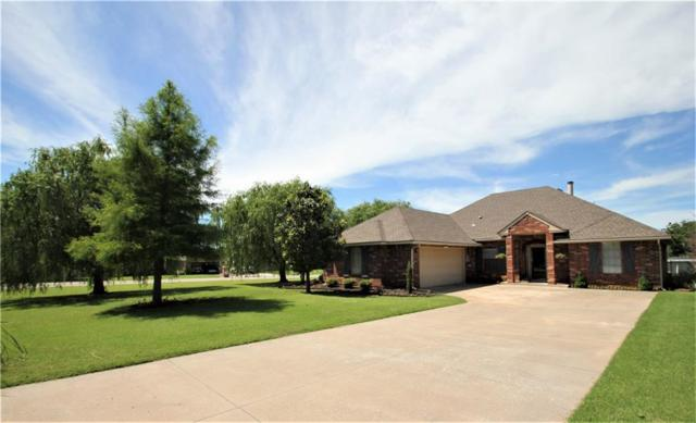 241 W Lily Lane, Edmond, OK 73025 (MLS #867567) :: KING Real Estate Group