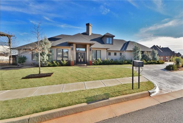 17712 Prairie Sky Way, Edmond, OK 73012 (MLS #867593) :: Homestead & Co