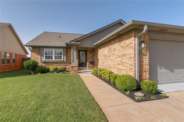 2821 NW 183rd Street, Edmond, OK 73012 (MLS #867610) :: Homestead & Co