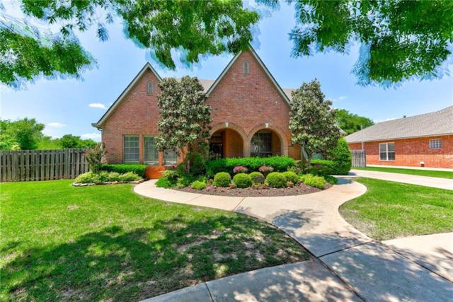 17901 Pawtucket Lane, Edmond, OK 73012 (MLS #867622) :: KING Real Estate Group