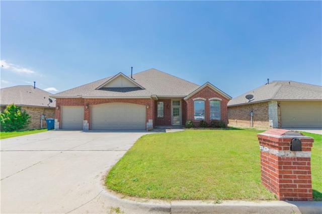 424 NE 22nd Street, Newcastle, OK 73065 (MLS #867629) :: Erhardt Group at Keller Williams Mulinix OKC