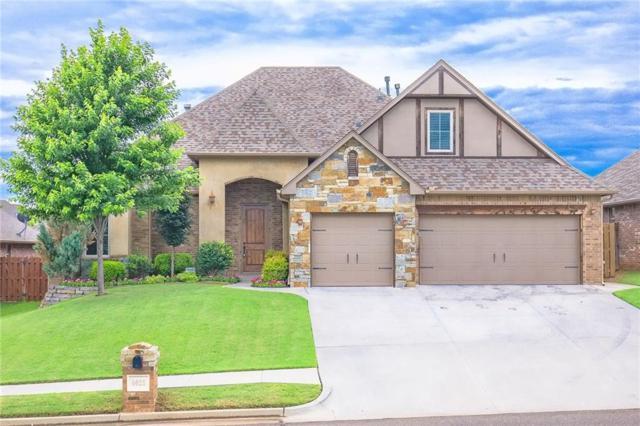 4625 Crusader Avenue, Edmond, OK 73025 (MLS #867650) :: Homestead & Co