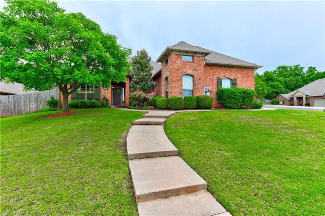 2502 Ashe Creek Drive, Edmond, OK 73034 (MLS #867659) :: KING Real Estate Group