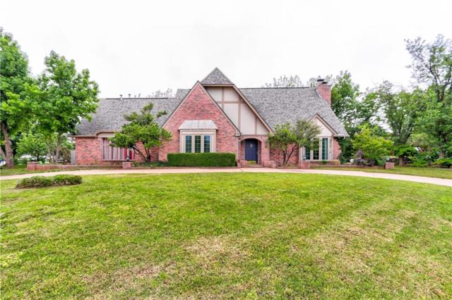 13232 Inverness Avenue, Oklahoma City, OK 73120 (MLS #867702) :: KING Real Estate Group