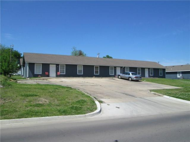 218 E 14th, Ada, OK 74820 (MLS #867756) :: Denver Kitch Real Estate