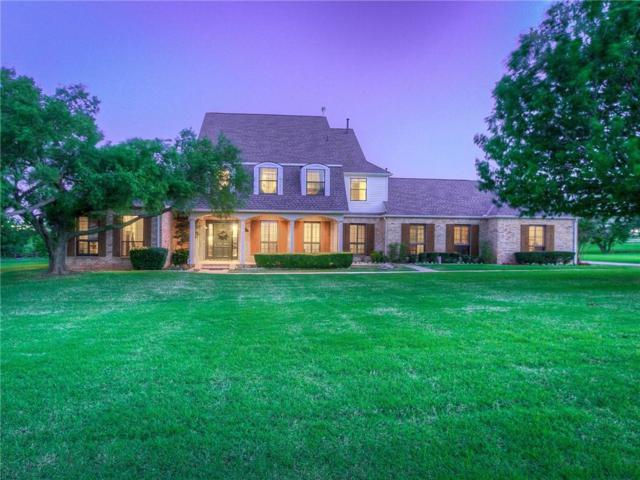 14728 N Council Road, Oklahoma City, OK 73142 (MLS #867791) :: Homestead & Co