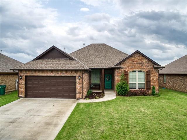 108 SW 143rd Street, Oklahoma City, OK 73170 (MLS #867793) :: Denver Kitch Real Estate