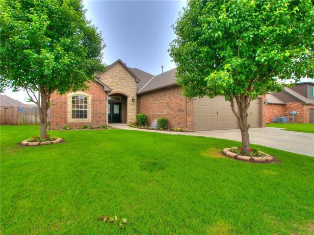 4708 SW 124th Place, Oklahoma City, OK 73173 (MLS #867825) :: Homestead & Co