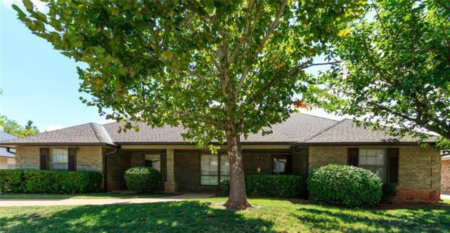 11204 Leaning Elm Road, Oklahoma City, OK 73120 (MLS #867830) :: Homestead & Co