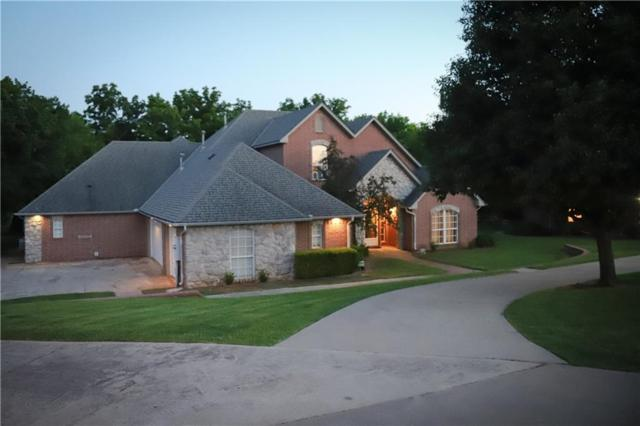 12220 SE 30th Place, Choctaw, OK 73020 (MLS #867855) :: KING Real Estate Group