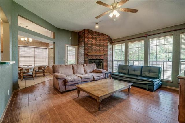 1019 Pruett Drive, Edmond, OK 73003 (MLS #867861) :: Denver Kitch Real Estate