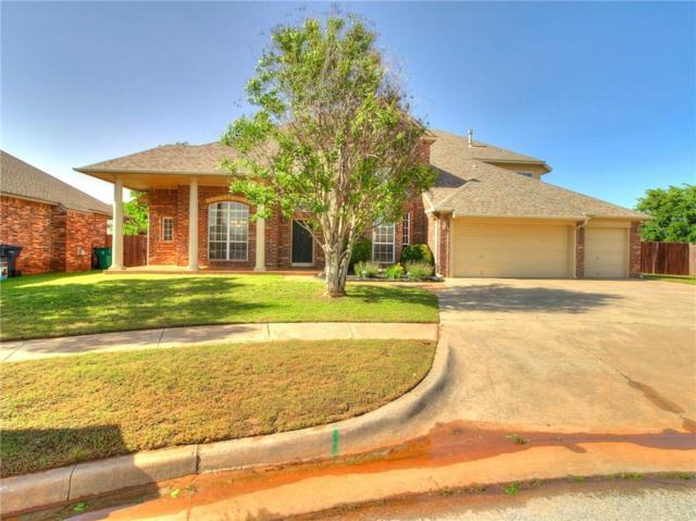 9105 SW 27th Street, Oklahoma City, OK 73128 (MLS #867891) :: Homestead & Co