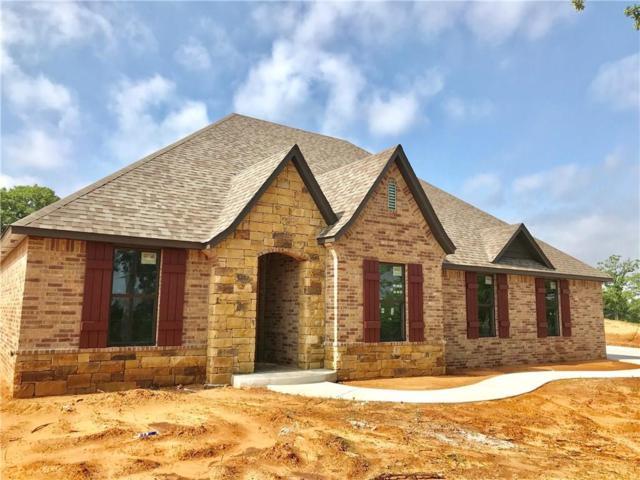 16100 SE 82nd Street, Choctaw, OK 73020 (MLS #867959) :: Homestead & Co