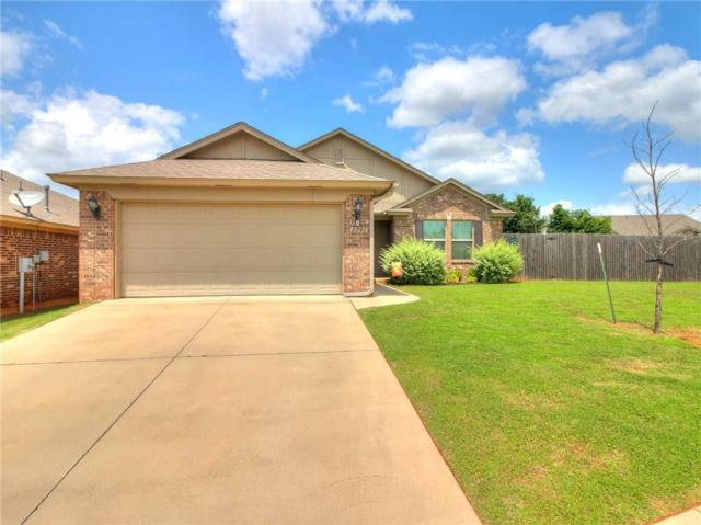 2701 NW 186th Terrace, Edmond, OK 73012 (MLS #867963) :: Denver Kitch Real Estate