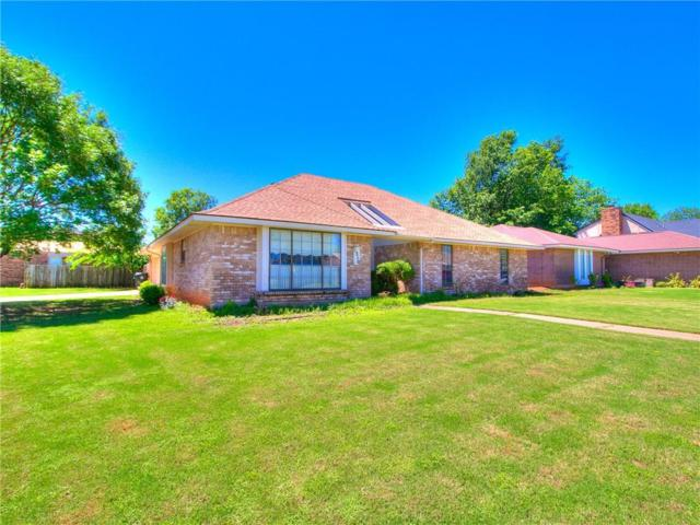 1310 Verna Marie Drive, Midwest City, OK 73110 (MLS #868016) :: Homestead & Co