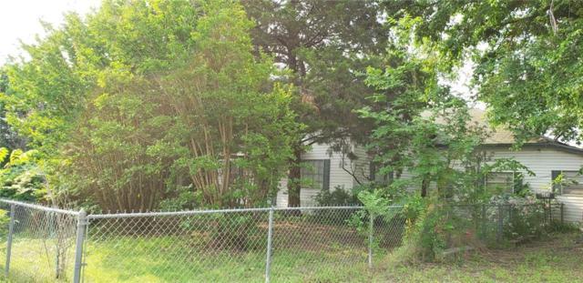 203 W Illinois Street, Chickasha, OK 73018 (MLS #868024) :: Denver Kitch Real Estate