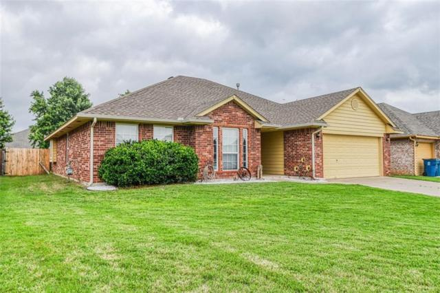419 NE 23rd Terrace, Newcastle, OK 73065 (MLS #868027) :: Erhardt Group at Keller Williams Mulinix OKC