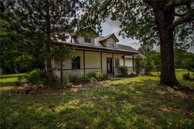 21172 Green Acres Drive, Blanchard, OK 73010 (MLS #868037) :: Erhardt Group at Keller Williams Mulinix OKC